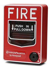 PULSADOR FIRE LITE DOBLE ACCION