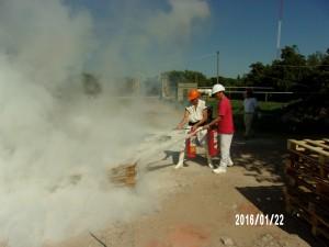 Capacitación Incendio – Frigorífico Friar S.A.